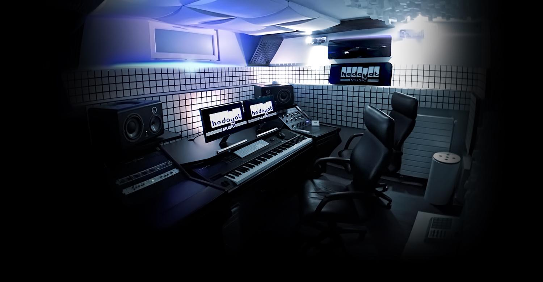 studio d'enregistrement Hedayat Music