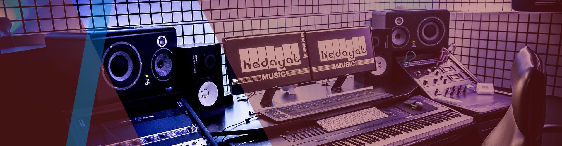 Services création musicale