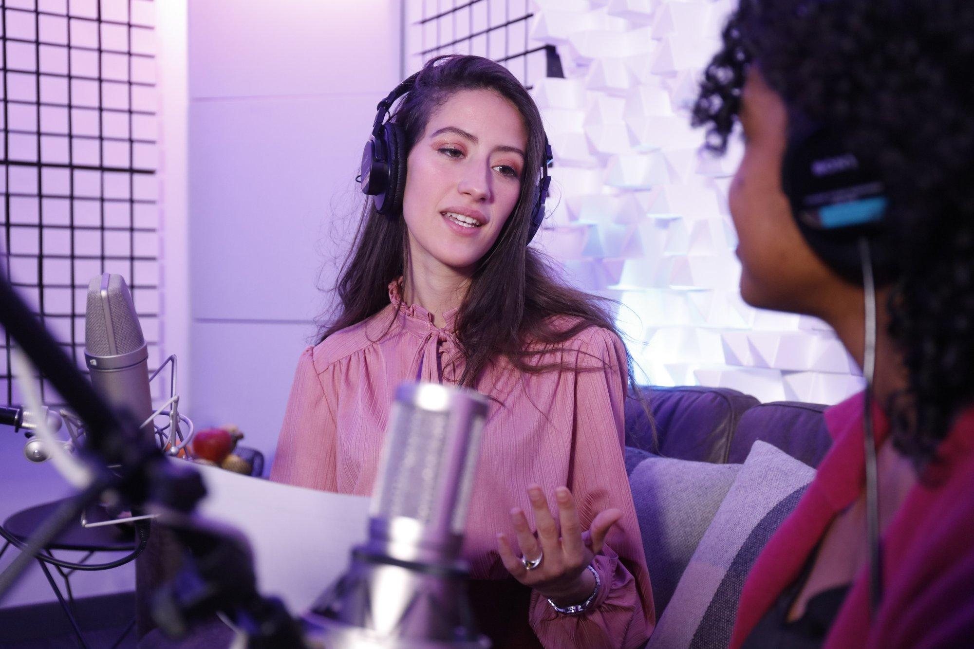 podcast studio pro