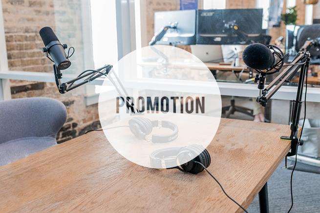 Promotion musicale pour les artistes indépendants