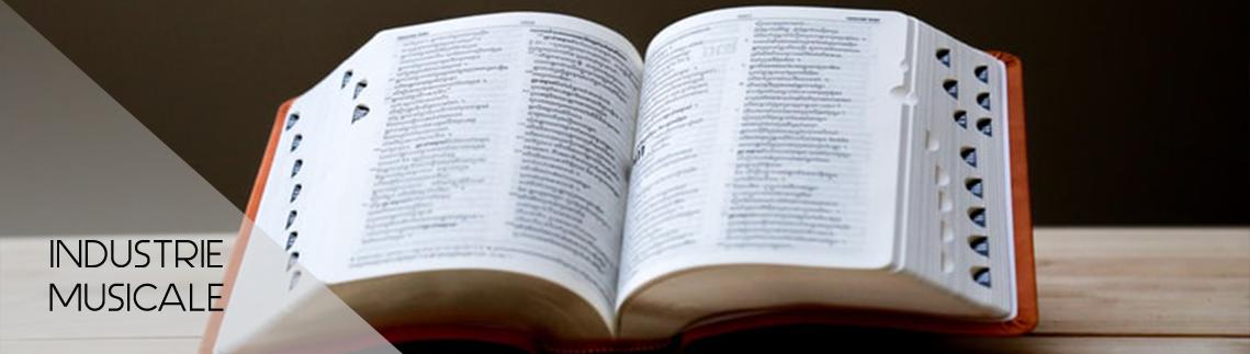 Le petit dictionnaire des artistes (Partie 1)